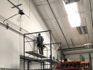 commercial electrician fort worth tx